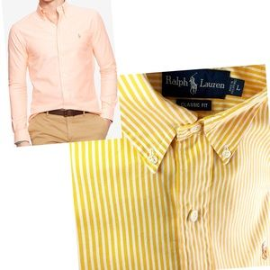 Polo Ralph Lauren Classic Fit Oxford Button Down L